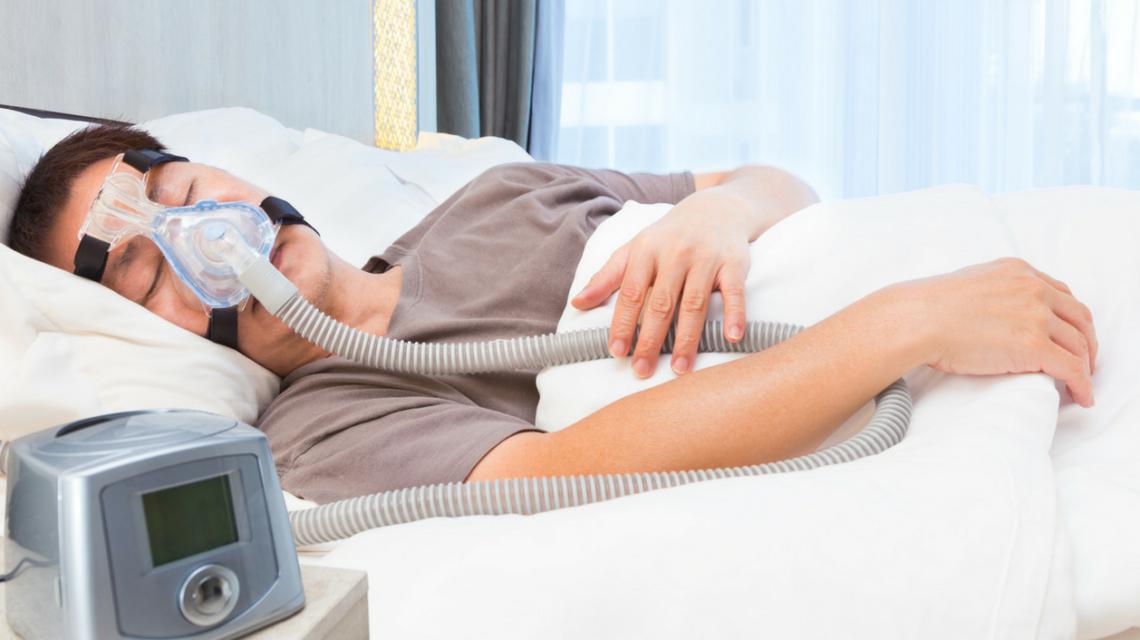 Living with obstructive Sleep Apnea
